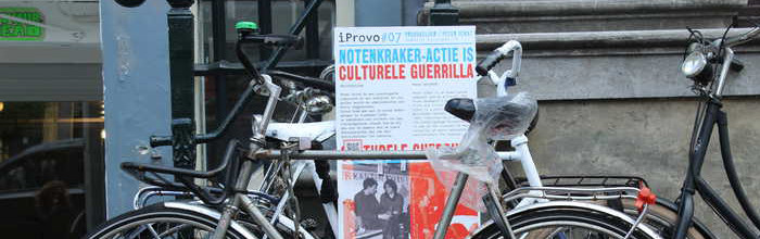 iProvo – Amsterdam Museum Exhibition