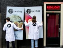 Exhibition: Red Light Pet Shop