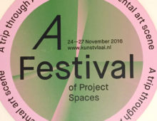 Event: A Festival of Project Spaces